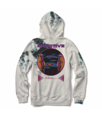Primitive Skateboards Systems Washed Hoodie