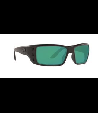 Costa Del Mar 580G Permit Black/Green Sunglasses