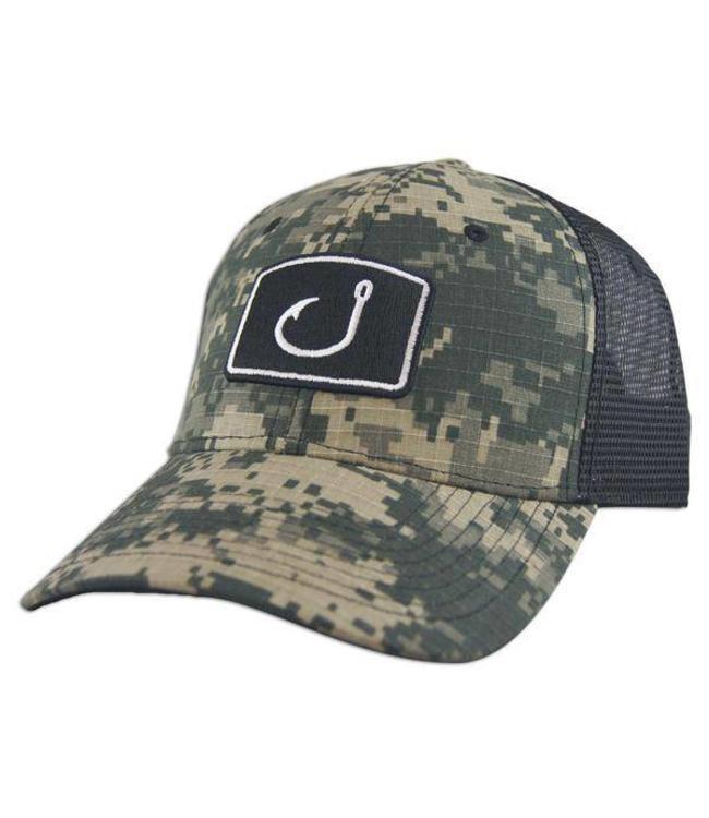 89a9a94ab Digital Camo Trucker Hat