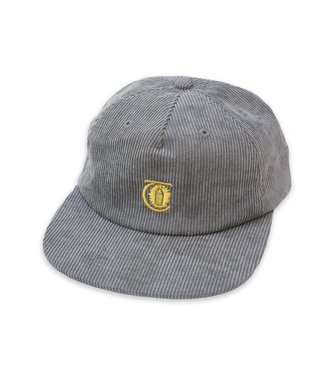 Theories Skateboards Lantern Corduroy Strapback Hat