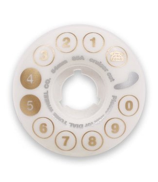 Dial Tone 54mm Rotary Standard 85a Cruiser Wheels