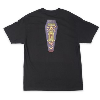 Theories Skateboards Skate Coffin Heavy Duty T-Shirt