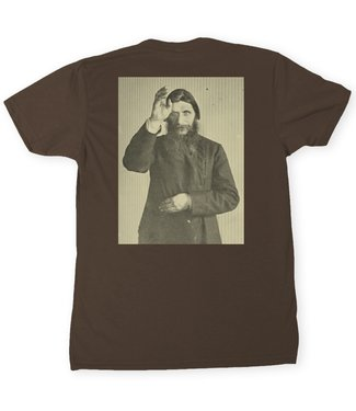 Theories Skateboards Rasputin Heavy Duty T-Shirt