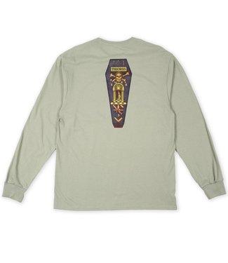 Theories Skateboards Coffin Longsleeve T-Shirt