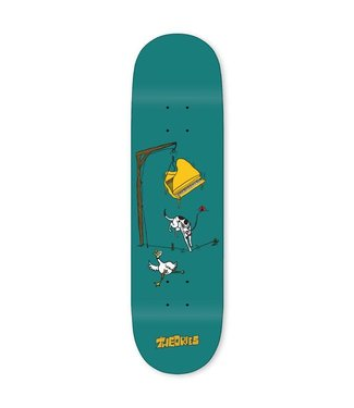 """Theories Skateboards 8.5"""" Piano Trap Deck"""