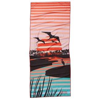 Nomadix Everglades Pink Teal Towel