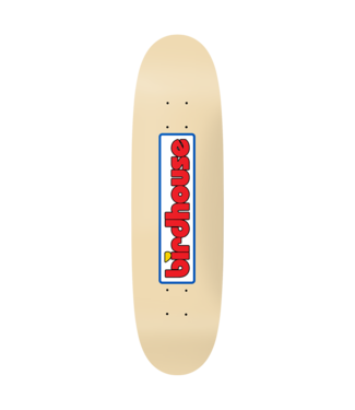 "Birdhouse Skateboards 8.75"" OG Toy Logo Deck"