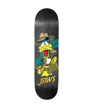 "Birdhouse Skateboards 8.38"" Jaws Duck Jones Deck"