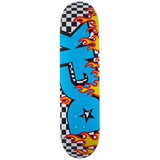 """DGK Skateboards 8.06"""" On Fire Deck"""