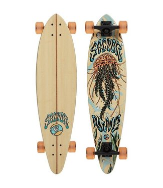 "Sector 9 8.5"" Swift Jelly Complete Longboard"