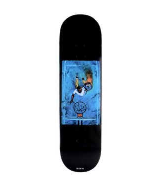 "Quasi Skateboards 8.5"" Henry Game 7 Deck"