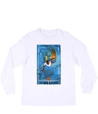 Quasi Skateboards Game 7 Long Sleeve T-Shirt