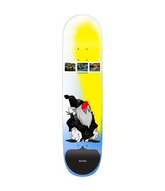 "Quasi Skateboards 8.5"" Mies Deck"