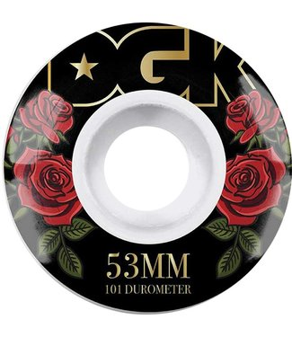 DGK 53mm Romance 101a Wheels