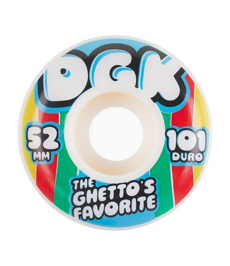 DGK 52mm Puff 101a Wheels