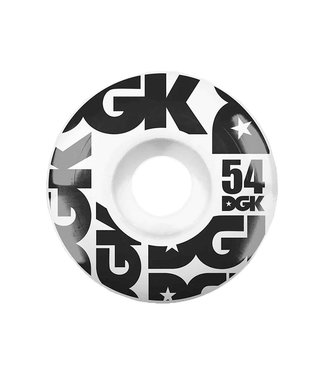 DGK 54mm Street Formula 101a Wheels