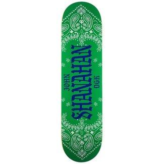 "DGK Skateboards 8.0"" Shanahan Colors Deck"