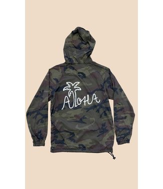 Duvin Design Co. Aloha Rain Jacket