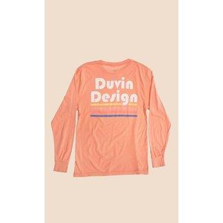 Duvin Design Co. Racer Long Sleeve T-Shirt