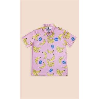 Duvin Design Co. Banana Polo Shirt