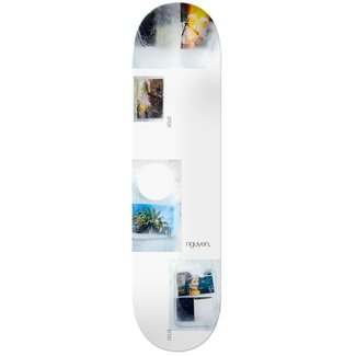 "Isle Skateboards 8.0"" Nguyen Freeze Series Deck"