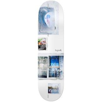 "Isle Skateboards 8.5"" Tongelli Freeze Series Deck"