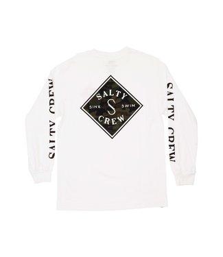 Salty Crew Tippet Decoy Standard Long Sleeve T-Shirt