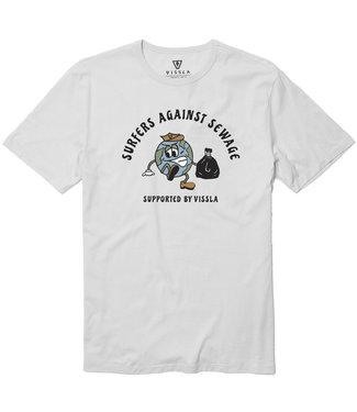 Vissla Surfers Against Sewage T-Shirt