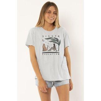 Sisstrevolution Jungle Gal Knit T-Shirt