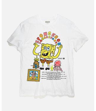 Stance Spongebob Squarepants Spongemagination T-Shirt