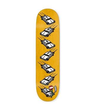 "Traffic Skateboards 8.38"" Fender Bender Deck"