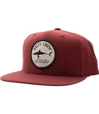 Salty Crew Bruce 6 Panel Snapback Hat