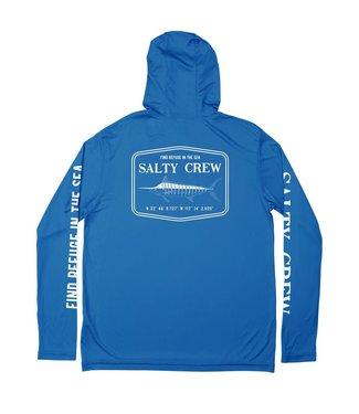 Salty Crew Stealth Hood Sunshirt