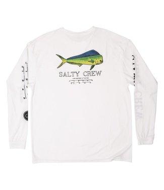 Salty Crew Angry Bull Long Sleeve Sunshirt