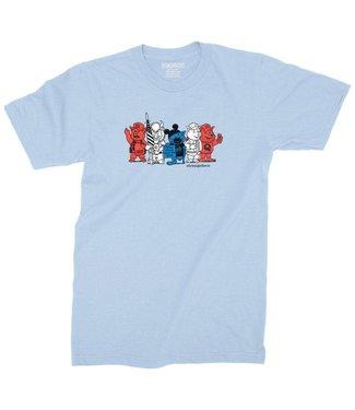 StrangeLove Skateboards Silly Animals T-Shirt
