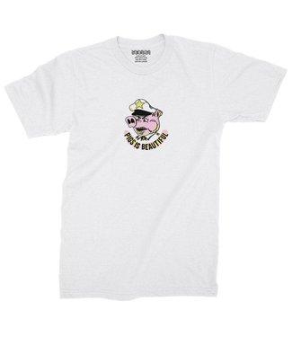 StrangeLove Skateboards Pigs Is Beautiful T-Shirt