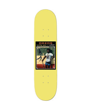 "The Killing Floor 8.75"" Dreds Skateboard Deck"