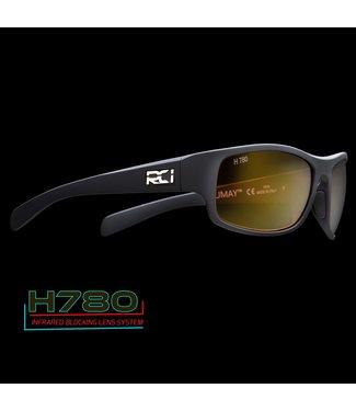 RCI Optics H780 Ulumay Matte Black Sunglasses