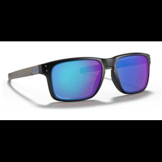 Oakley Holbrook Mix Steel Polarized Sunglasses