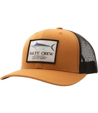 Salty Crew Marlin Mount Retro Trucker Hat