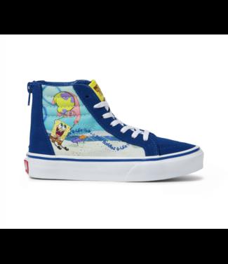 Vans Kids Spongebob Sk8-Hi Shoes