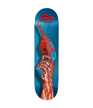 "Birdhouse Skateboards 8.5"" Dixon Blood Drill Deck"