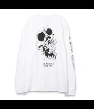 Vans Spongebob Skull Long Sleeve T-Shirt