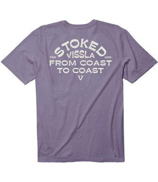 Vissla Stoked Coast Pocket T-Shirt