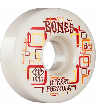 Bones 52mm STF V3 Retros 99a Wheels