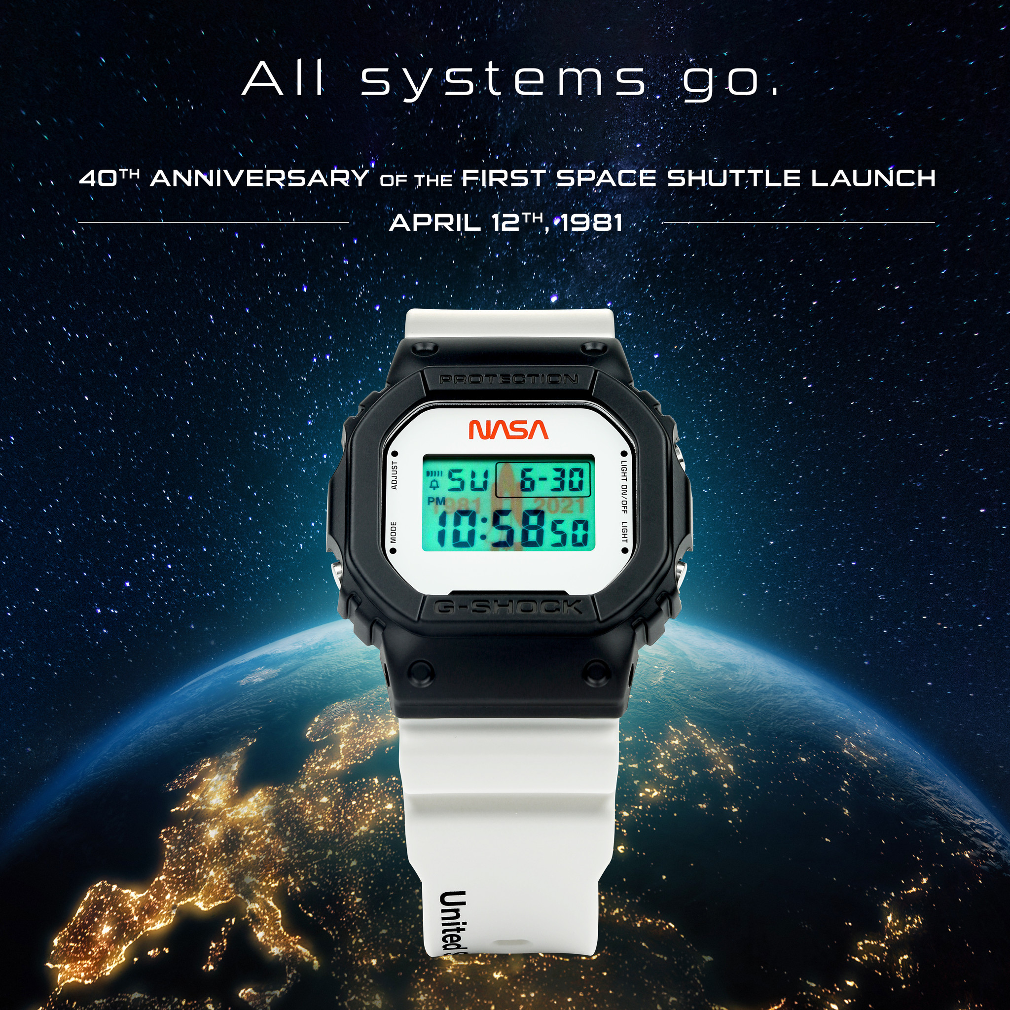 Celebrating the 40th Anniversary of Space Exploration