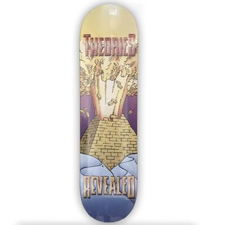 """Theories Skateboards 8.38"""" Revealed Deck"""