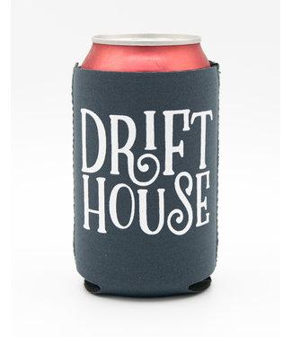 Drift House Do Fun Shit Neoprene Koozie
