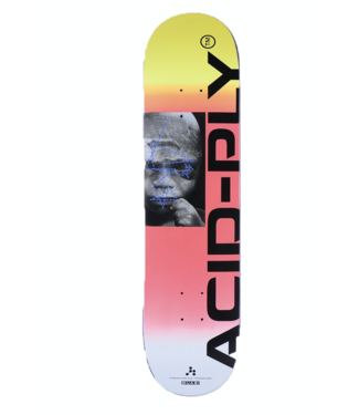 "Quasi Skateboards 8.0"" Chem Baby Deck"