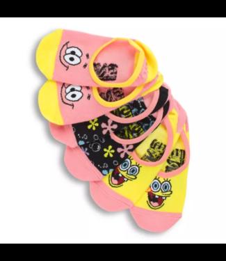 Vans Spongebob Canoodle Socks (3 Pack)